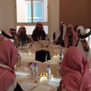 اللجنة الاستشارية لجمعية زواج #البكيرية تعقد اجتماعها الثاني