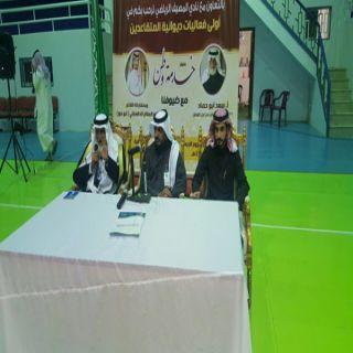 بالتعاون مع نادي المصيف الرياضي .. تنمية الشعف تقيم ديوانية المتقاعدين