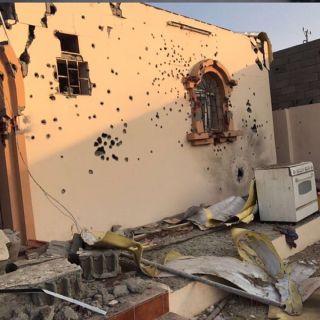 نجاح عملية أمنية صباح اليوم بمُحافظة #جدة ... مقتل إرهابيين