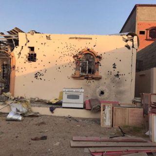 الداخلية : المُحاصران في #استراحة_الحرازات فجرا نفسيهما بعد ان يأسوا من الإفلات