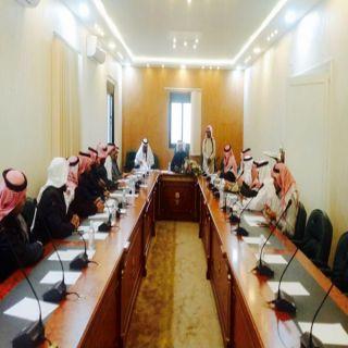 أعضاء المجلس بـ #المندق يودعون المجلس المحلي بعدد من التوصيات
