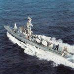 """الامن المصري يحتجز سفينة """"إسرائيلية"""" لإلقائها متفجرات بقناة السويس"""
