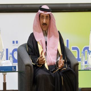 محافظ #بقيق  المحافظة حريصة على دعم الافكار الرائدة لمشاريع رواد الاعمال