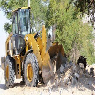 بلدية #النعيرية حملة للنظافة تشمل جميع مناطق المحافظة