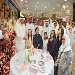 """غرفة #جدة تحتفي بخريجات """"متلازمة داون"""" استعداداً لدمجهم في سوق العمل"""