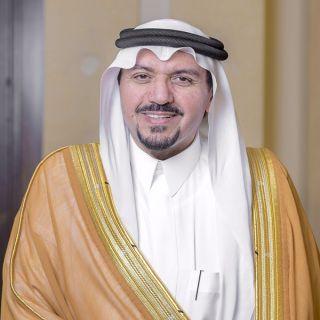 أمير #القصيم يبحث إعادة تشكيل لجان المجلس ويناقش المشاريع المعتمدة