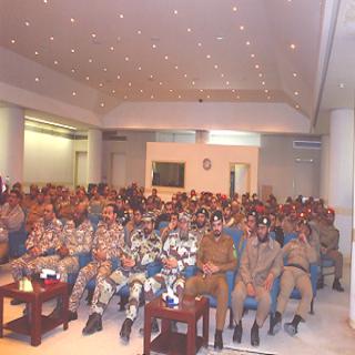 شرطة #الرياض تُطلق حملة الأمن الفكري (هذي سبيلي)
