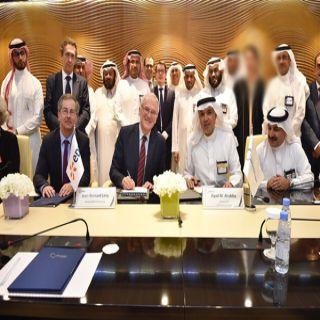 """""""السعودية للكهرباء"""" و """"كهرباء فرنسا"""" توقعان اتفاقيتي إنشاء معمل أبحاث قرية الشبكات الذكية و""""حاضنة الابتكار"""""""