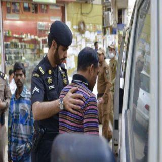 شرطة القصيم تتعقب مُخالفي انظمة الإقامة وتوقع بـ٢٨٨٧ مُخالفاً الشهر الماضي