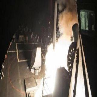 ميركل وهولاند يؤيدان الضربة الأمريكية في سوريا وسط ترحيب عدد من الدول