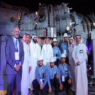 السعودية للكهرباء السوق السعودي يجذب شراكات عالمية