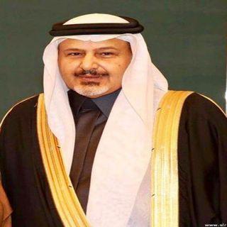 لامير الدكتور فيصل بن محمد بن سعود يُهنيء أمير الباحة الأمير الدكتور حُسام بن سعود