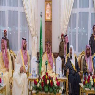 أمير منطقة #الباحة يشرف حفل الأهالي بمناسبة تعيينه أميراً للمنطقة