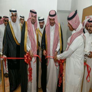 إفتتاح مركز قياس المحوسب بفرع جامعة الملك خالد بتهامة