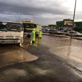 مدني #الباحة يحذر من بطون الاودية ومجاري السيول