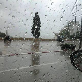 الأرصاد توقعات بهطول امطار على #نجران ، #جازان ، #عسير ، #الباحة تمتد إلى مكة