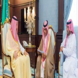 أمير منطقة الباحة يطلع على الخطة الإستراتيجية لتنمية السياحية في المنطقة