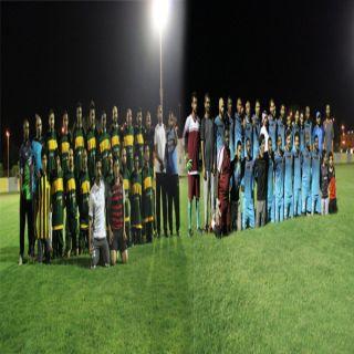 انطلاق بطولة شباب #الجبيل الرمضانية لكرة القدم بفوز الخنيني على الزعيم وتعادل الأضواء والخليج