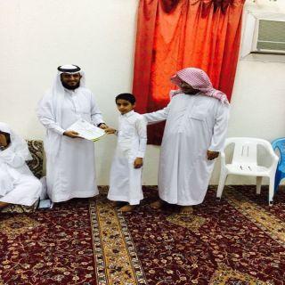 تحفيظ القرآن بثلوث المنظر تختتام المرحله الاولى من برنامج شباب القران الصيفي