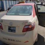 """""""دبي"""" تغريم طالبة سعودية لتدخينها بسيارة أجرة وهي بحالة سكر وصفعها السائق"""