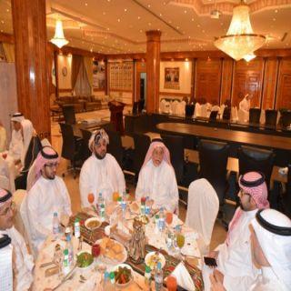 بلدي #جده يقيم حفل افطار جماعي لمنسوبيه