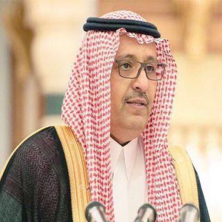 نيابة عن ولي العهد أمير الباحة يتلقى البيعة من مسؤولي وأهالي المنطقة
