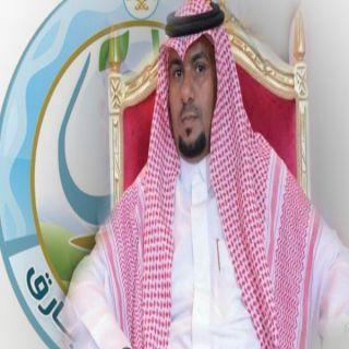 رئيس بلدية #بارق بإسمي ونيابة عن منسوبي البلدية نُبايع ولي العهد
