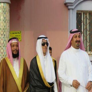 فيديو مشعل الشهري يحتفل بزواجه ويُكرم والده