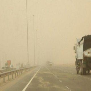 الأرصاد طقس حار على معظم مناطق المملكة وغبار واتربه على المرتفعات الجنوبية