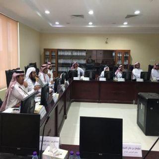بلدي #المذنب يوافق على تحسين واجهة المباني على طرق الملك عبد العزيز