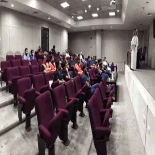 الهلال الأحمر ومستشفى #الرس العام يعقدان دورة شاملة في مُكافحة العدوى