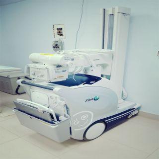 مركز صحي #بارق يستقبل (48)أ لف حالة وصحة عسير تدعمه بجهاز أشعة رقمي متنقل