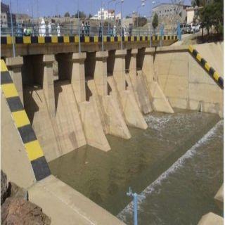 الأدارة العامة لخدمات المياه بمنطقة الباحة تعتزم فتح عدد من السدود