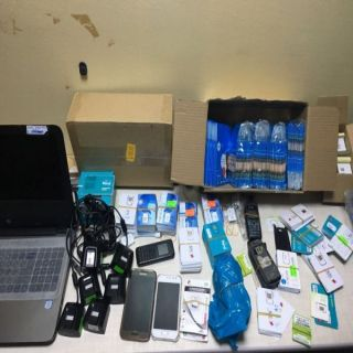 تحريات شرطة الرياض توقع بعصابة سرقة رصيد بطاقات شحن شركات الإتصالات