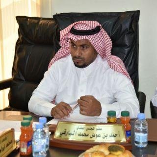 ماذا قال رئيس بلدية #بارق لأهالي ثلوث المنظر عن تسوير المقابر