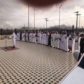 افراح الحباب  ال مقرح يحتفلون بزواج الشاب فرحان بن جابر بمحافظة الحرجة