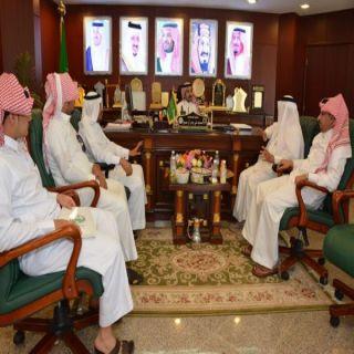 محافظة محايل تواصل إستعداداتها للإحتفال باليوم الوطني