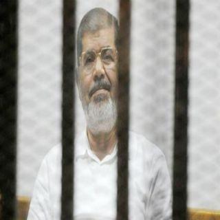 حكم نهائي بالسجن 25 عاماً لمرسي في قضية التخابر مع #قطر