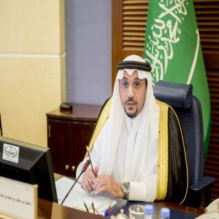 أمير منطقة القصيم يترأس مجلس المنطقة ويبحث إنشاء لجنة لأصدقاء البيئة