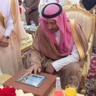 أمير منطقة الباحة يدشن تسعة مشروعات تعليمية جديدة بقيمة تجاوزت 76 مليون ريال