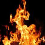 """""""القريات"""" شقيق الشاب لذي تعرض لحادثة حريق ينفي ان يكون شقيقة قد أحرق نفسه"""