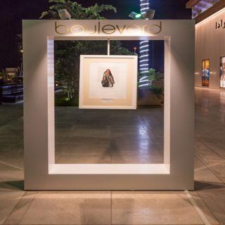 البولفار يعرض مجموعة الملابس التراثية للفنانة صفية بن زقر