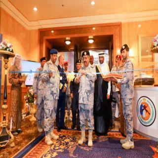 البلوي يفتتح الندوة الدولية الأولى لأمن وسلامة الحدود البرية والبحرية