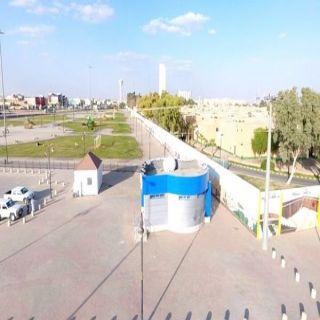 بالصور بلدية محافظة طريف تُنهي إنشاء دورات مياه في الحدائق والمنتزهات
