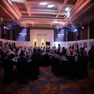 LG تطلق أربعة منتجات جديدة في السوق السعودية وصفتها بفائقة الإمتياز