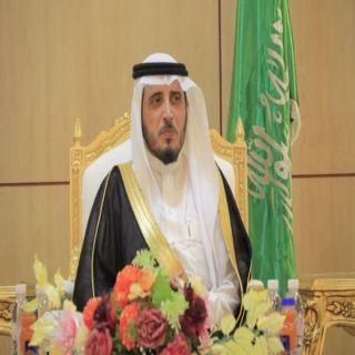 محافظ #بارق يعزي القيادة في وفاة الأمير منصور بن مقرن