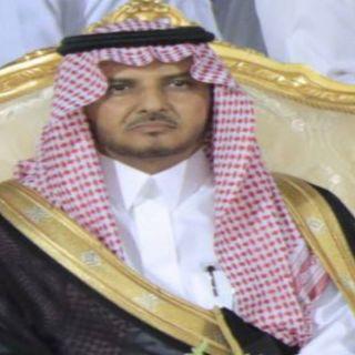 """""""""""الشهري"""" يعزي القيادة في وفاة سمو الأمير منصور بن مقرن"""