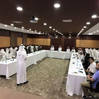 سياحة #البكيرية تنظم ورشة عمل عن تطوير وتنفيذ فعاليات مهرجان الفراولة