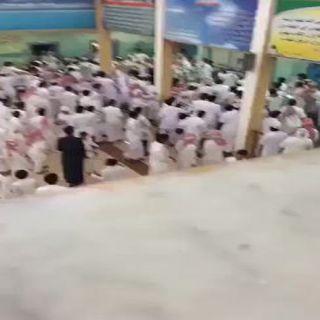 #تعليم_مكة يقف على ملابسات المُشاجرة الطُلابية في ثانوية الإمام النسائي