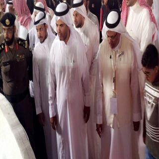 جمعية شفاء و #تعليم_مكة يُشاركان في فعاليات اليوم العالمي للسكري بمعرض تثقيفي